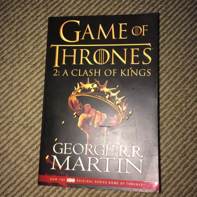 Game Of Thrones Book 2 By George R.R Martin