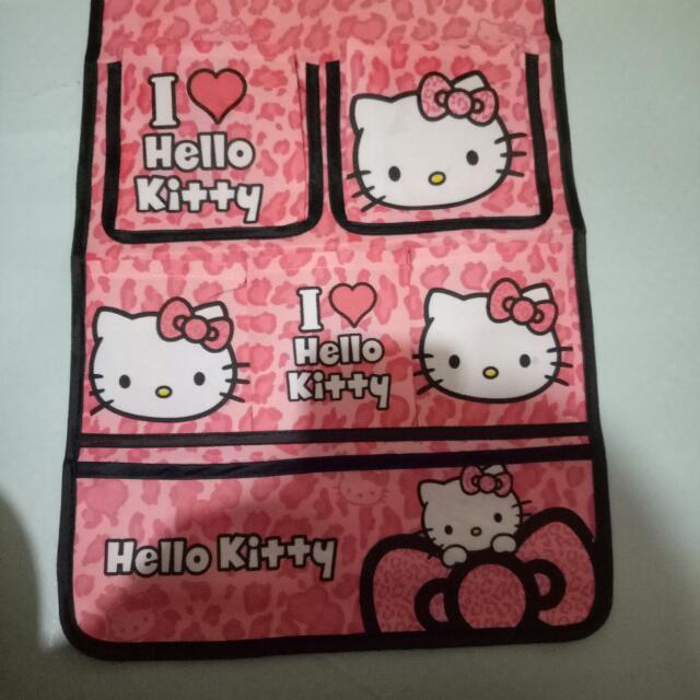 Hello Kitty Hanging Organizer