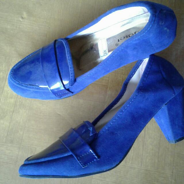 Highheel Blue