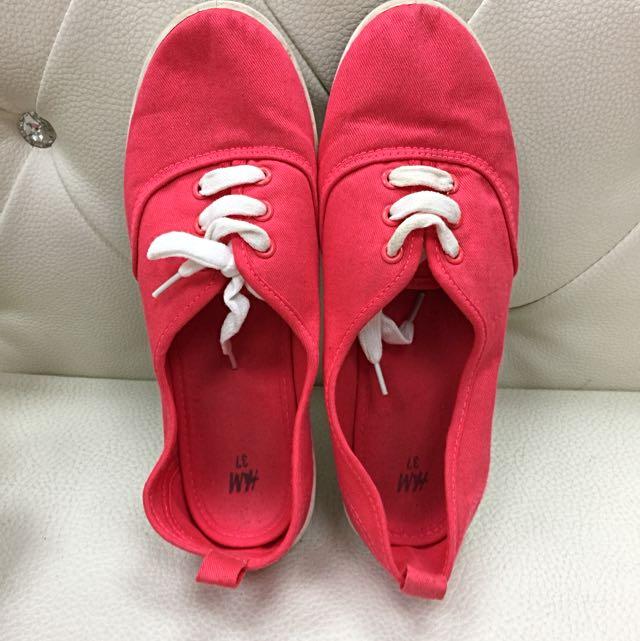 H&M休閒鞋