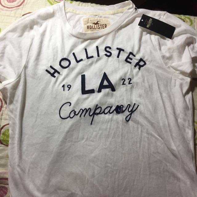 Hollister L號 T-shirt 女生