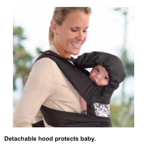 Repriced Infantino Sash Mei Tai Baby Carrier On Carousell