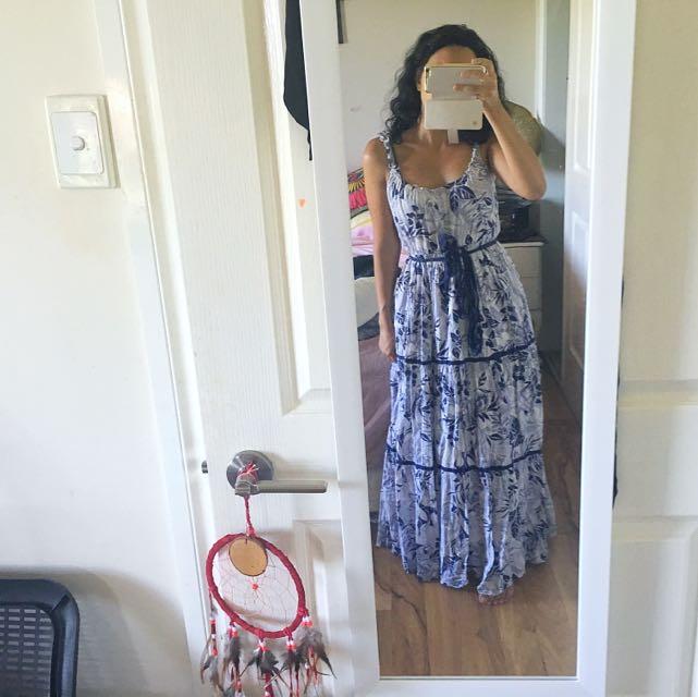 Just Jeans Boho Pretty Dress