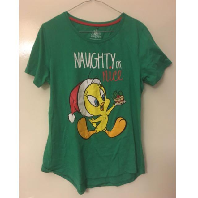 Looney Tunes Christmas Shirt