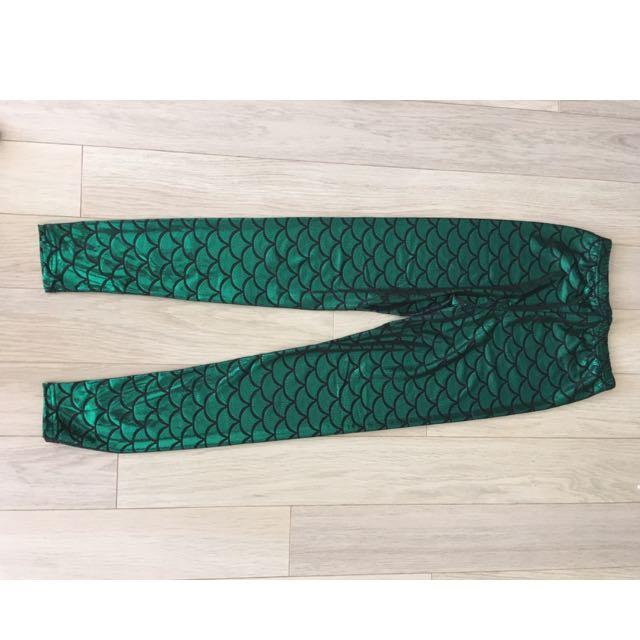 Mermaid Leggings