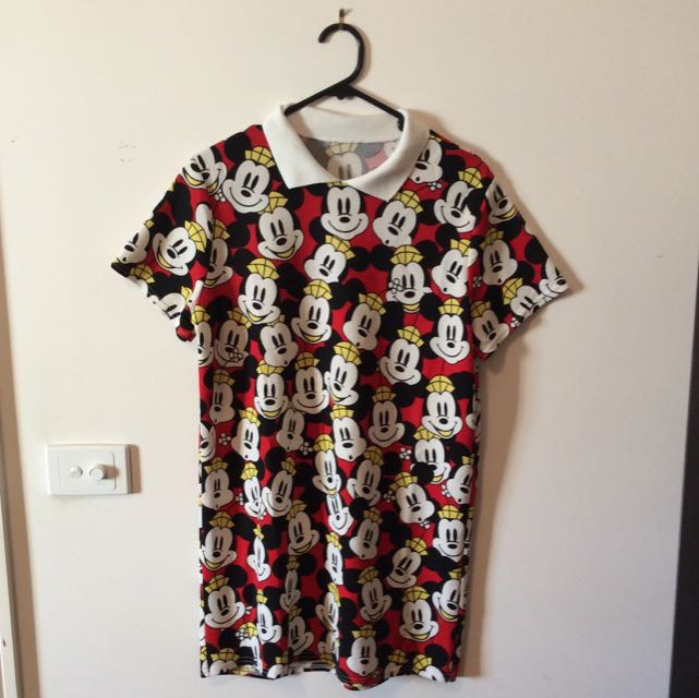 Mickey Long Top/Dress