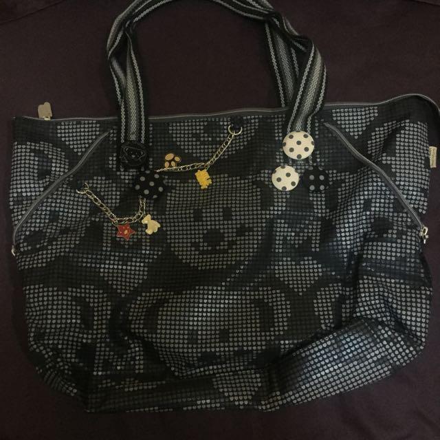MILK TEDDY Bag