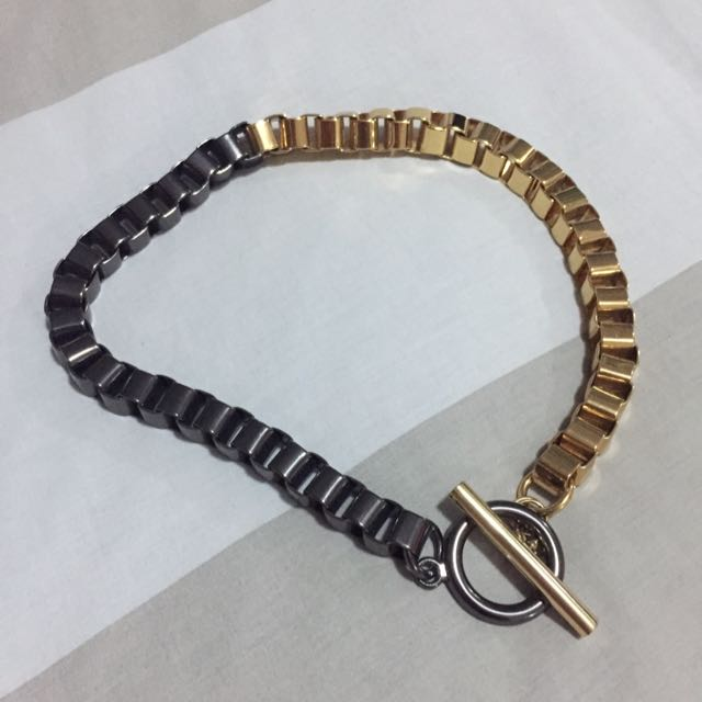 Mimco Two-tone Necklace