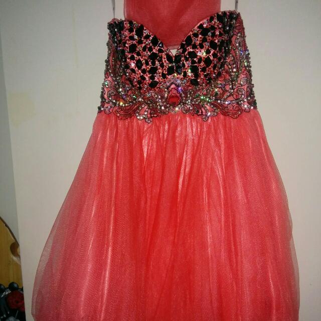 Rent-Mini Rianna Couture Dress Size 2