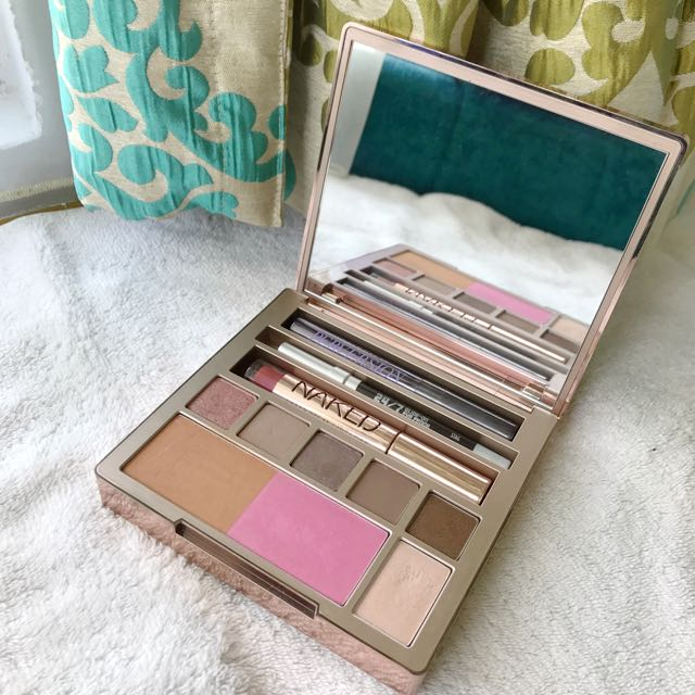 Naked On The Run Palette by Urban Decay