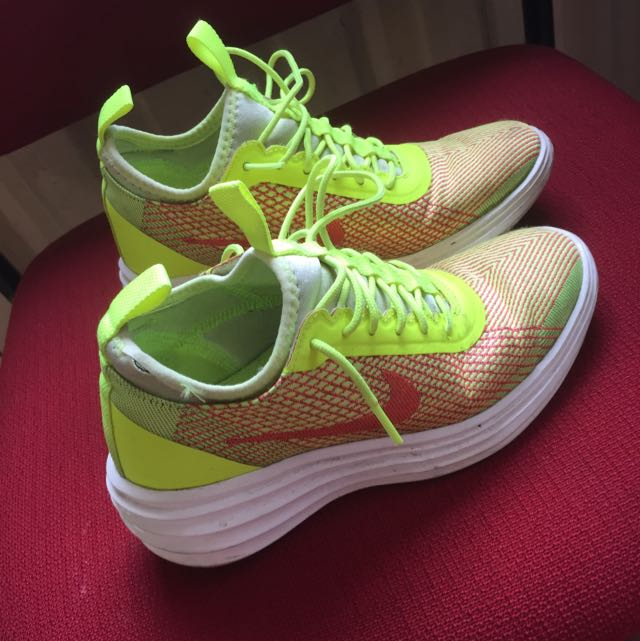 Nike Wedge Sneakers