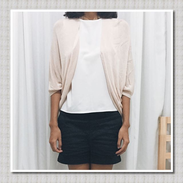Nude Knitted Outerwear