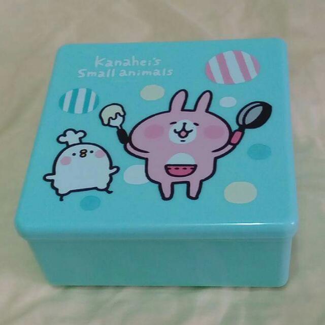 粉紅兔兔&P助 野餐盒