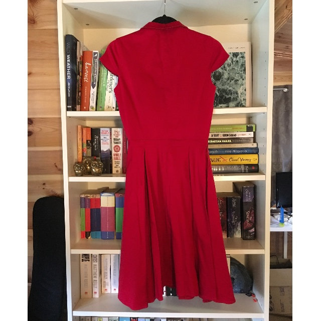 Pinup Couture Dress Size Small Vintage Retro Style
