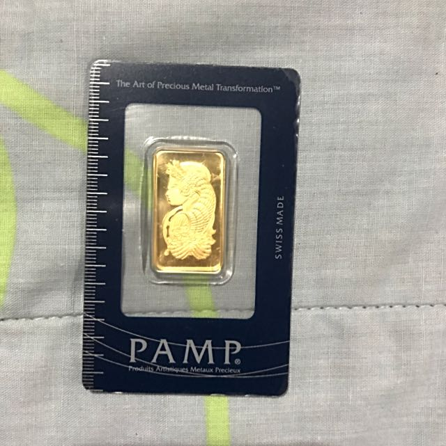 Pure Gold - Swiss Made