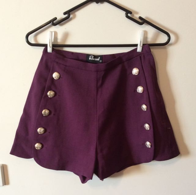 Revival Shorts - Size 8