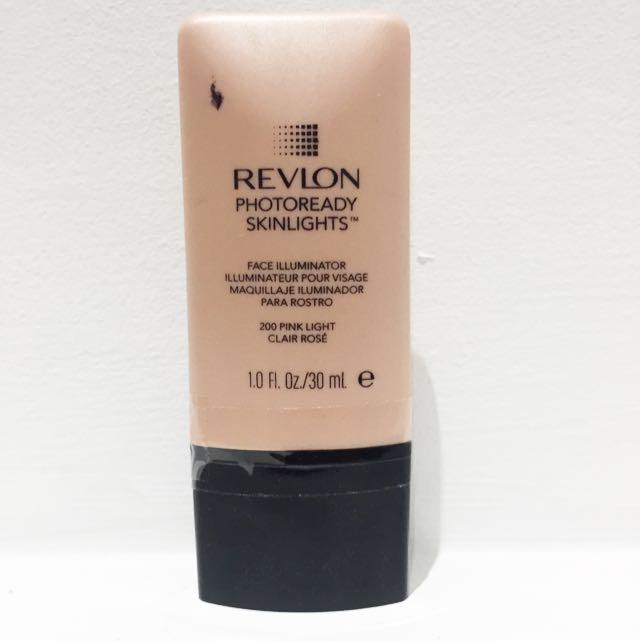 Revlon Photoready Skinlights in Pink Light