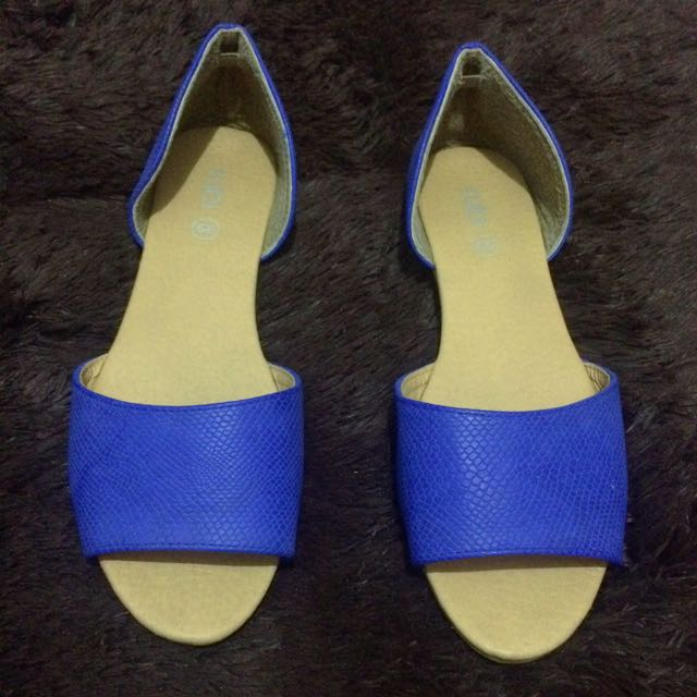 Rubi Alisha Pointy Flat Shoes