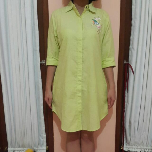 Shirt Dress (New)