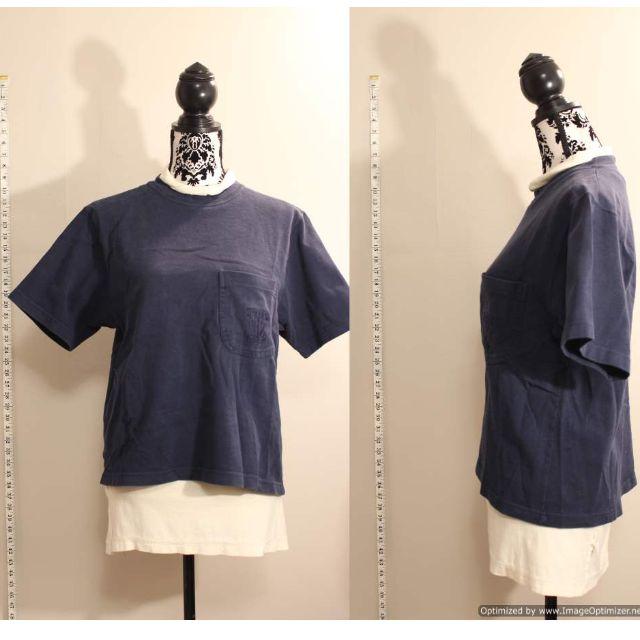 Sperry Top Sider Navy Blue Tee Shirt