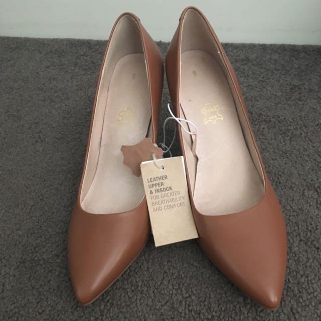 Target Brown Size 9 Heels