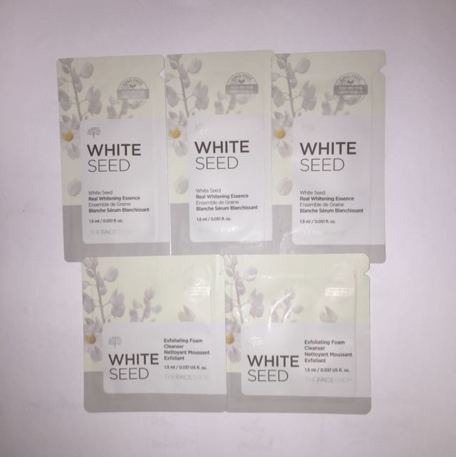 The Face Shop White Seed