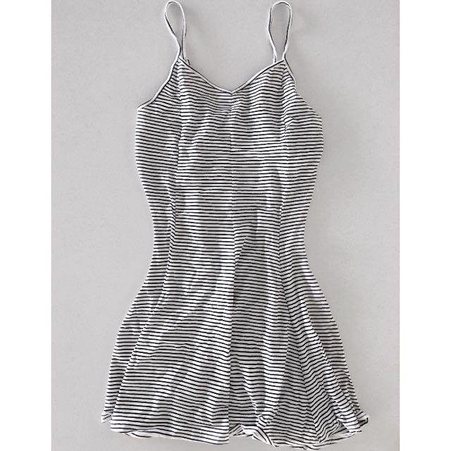 Thin Stripe Dress