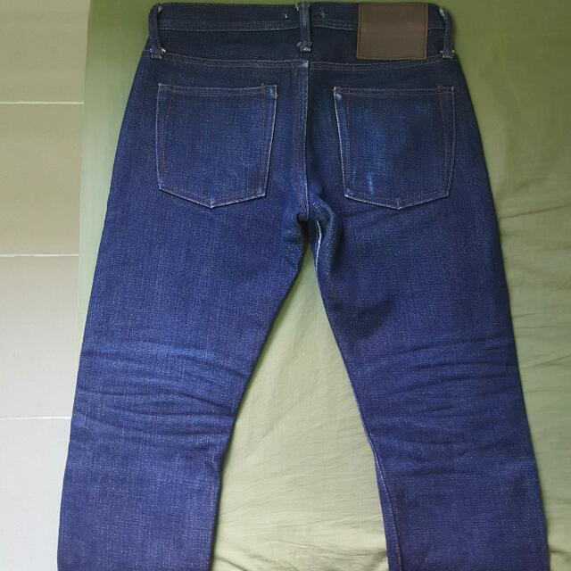 Unbranded Brand U221 Tapered Fit 21 Oz