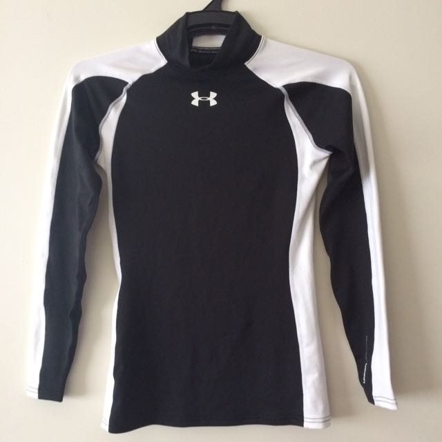 Under Armour ColdGear Shirt (Size M)