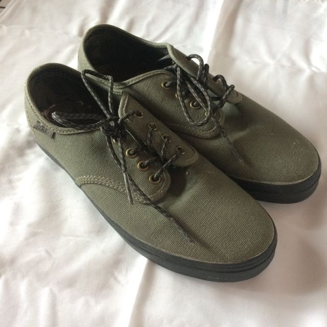 VANS AUTHENTIC ARMY
