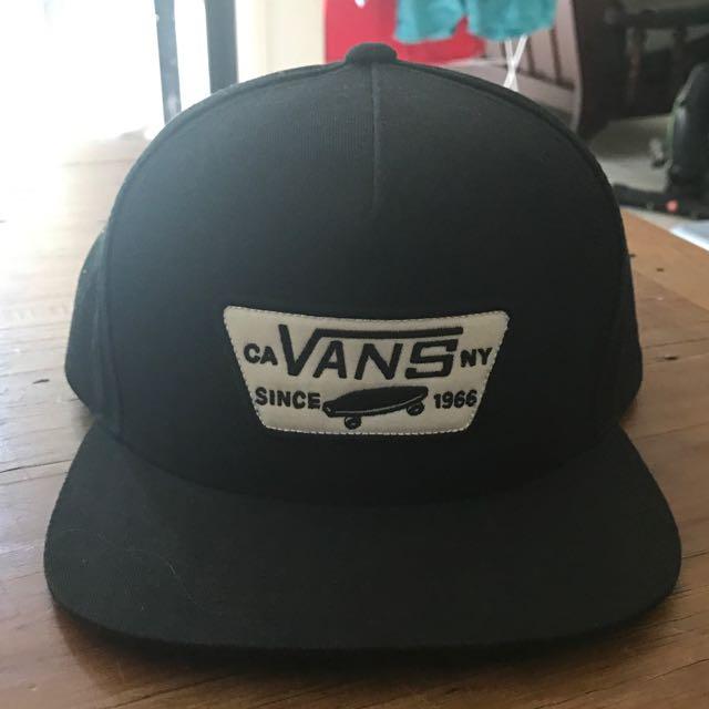 Vans Snapback Cap