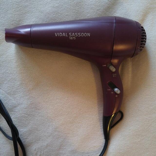 Vidal Sassoon 1875 Hair Dryer