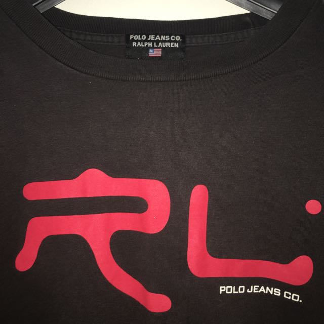 Vintage Polo Ralph Jeans Long Sleeve