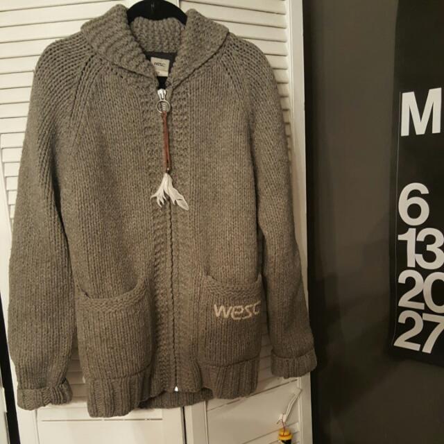 WESC Jacket/sweater