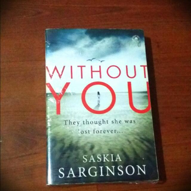 Without You (Book)