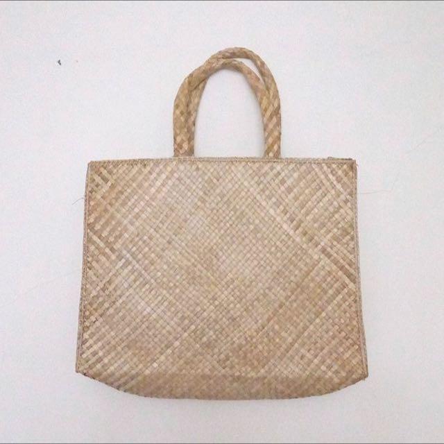 Woven Summer Bag
