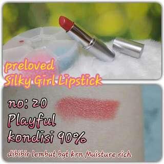 Lipstick Silky Girl Murah