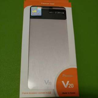 V20 CleanUP Quick Cover Case(PK)