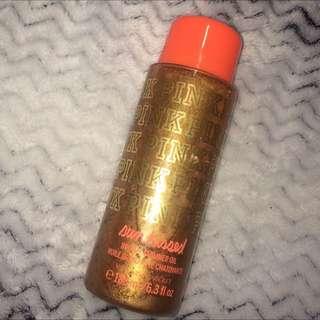 Pink Sun Kissed Bronze Shimmer Oil