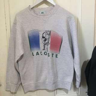 Vintage Lacoste Sweater
