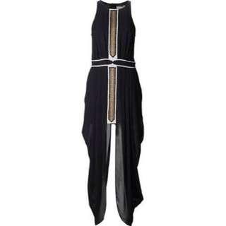 Sass & Bide Blazing Prose Dress