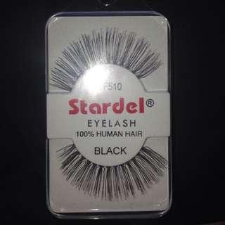 BRAND NEW LASHES - Stardel Eyelashes: 100% Human Hair