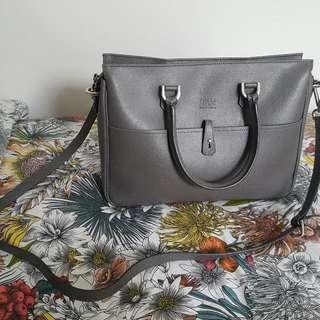 Furla grey handbag