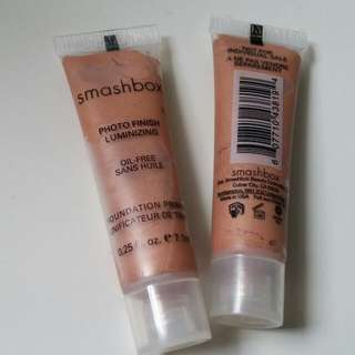 Smashbox Photo Finish Luminizing Foundation Primer Minis