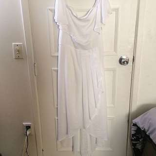 Mirrou Off The Shoulder Dress