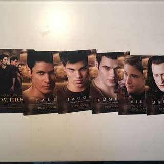 Twilight Playing Cards