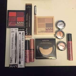 Brand New Nyx Makeup