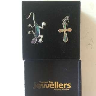 Paua Jewlery