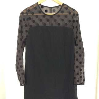 C&M Camilla and Marc Spotty Shift Dress BNWT