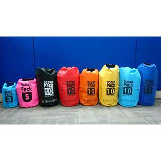 Dry Bag / Waterproof Bag ☀